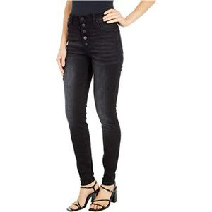 Kut from the Kloth Mia High-Rise Skinny Jeans 4